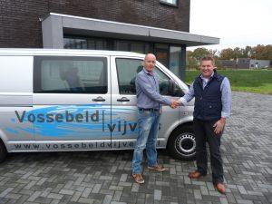 Overname Onderhoudscontracten: Vossebeld Vijvers in Hoogeveen neemt de bedrijfsactiviteiten van plaats- en branchegenoot Schonewille Vijverspeciaalzaak over.
