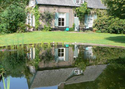 natuurvijver Hattem Gelderland