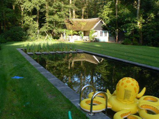 Zwemvijver Oranjewoud (Friesland)