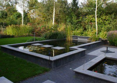 spiegelvijver Beilen Vossebeld vijvers (2)