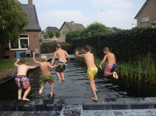 Zwemvijver Wagenberg