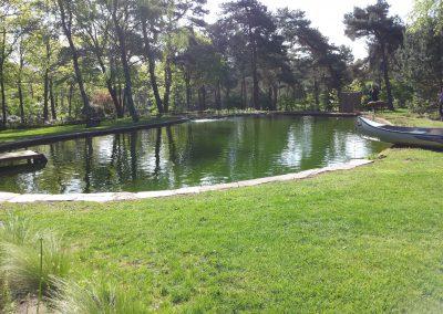zwemvijver Hilversum Vossebeld vijvers (1)