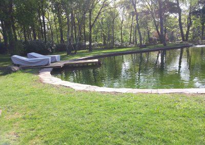 zwemvijver Hilversum Vossebeld vijvers (2)