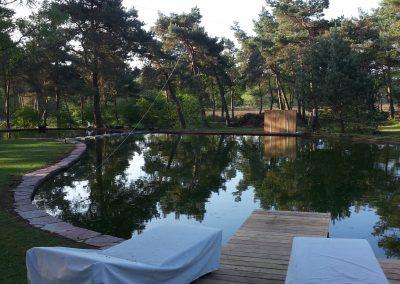 zwemvijver Hilversum Vossebeld vijvers (4)