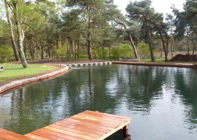 zwemvijver Hilversum Vossebeld vijvers (6)