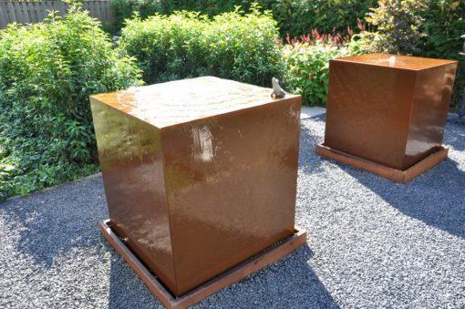 Cortenslaal kubus