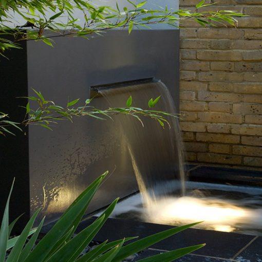 waterwand aluminium