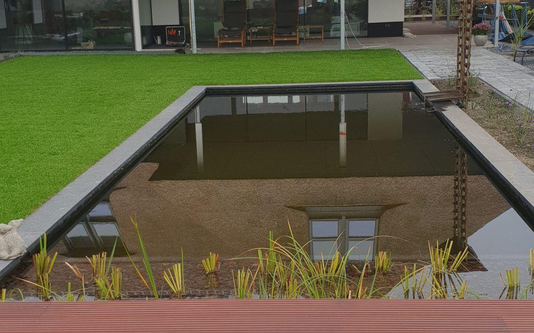 Spiegelvijver Dronten (Flevoland)